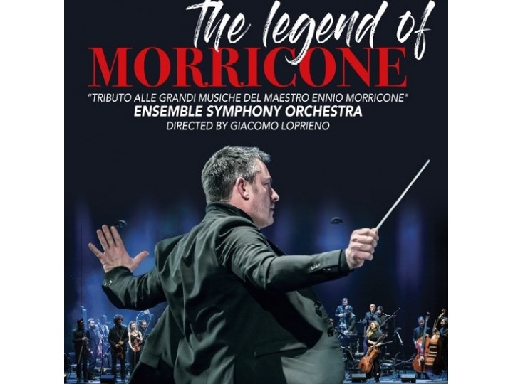 The legend of Ennio Morricone by Ensemble Symphony Orchestra