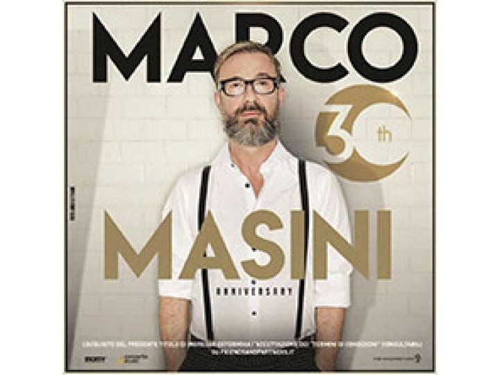 MARCO MASINI - EVENTO POSTICIPATO