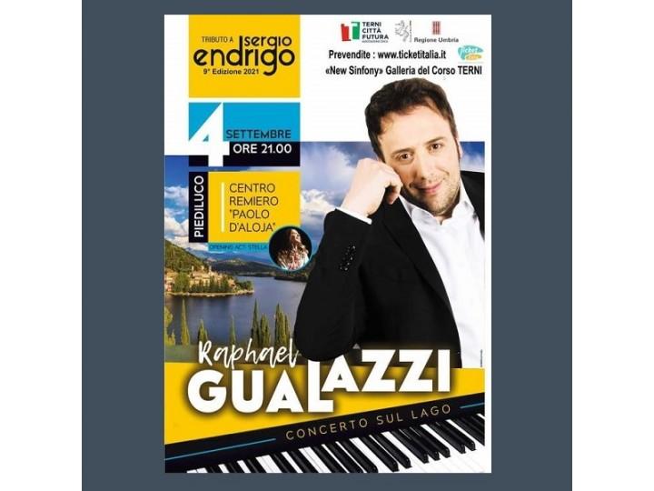 Tributo a Sergio Endrigo - Raphael Gualazzi in Concerto