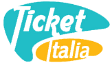 Ticket Italia Logo Footer